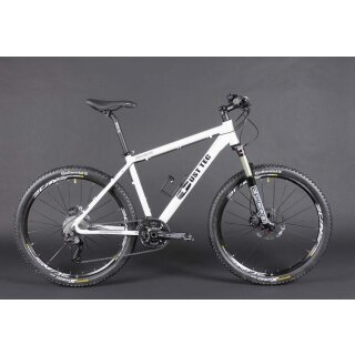 Cust Tec Hardtail Allround Disc only Rahmen