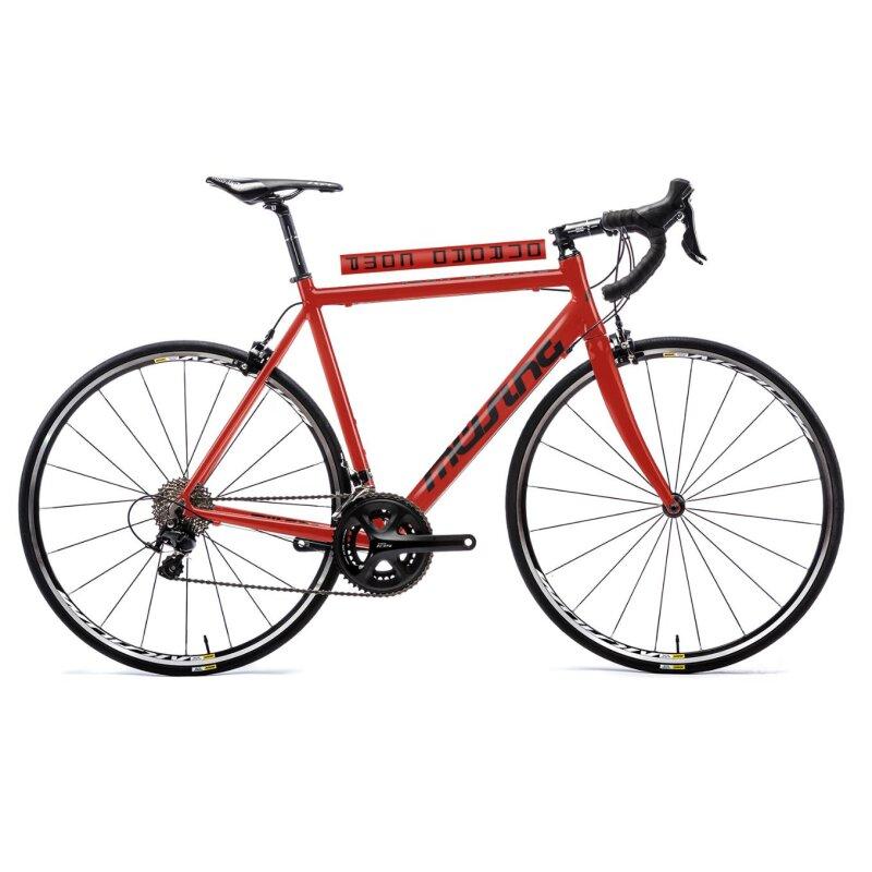 Müsing Onroad Comp Rahmen - Bikebude24 Wir haben den passenden ...