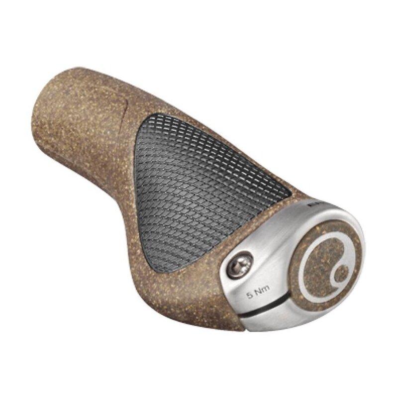 S ergonomische Fahrrad Lenkergriffe BioKork für Rohloff Nexus Ergon GP1 Gr