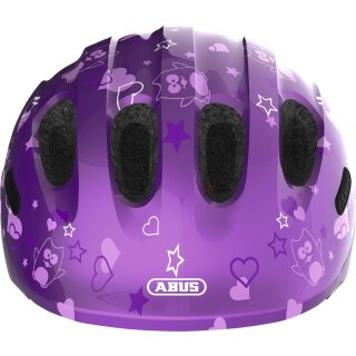 Abus Smiley 2.0 purple star M